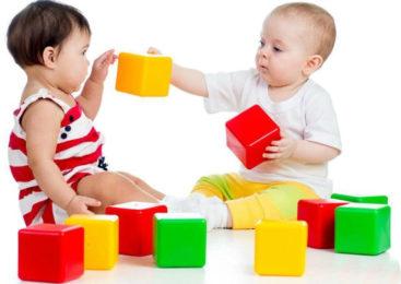 Постройки из кубиков как разнообразить игру